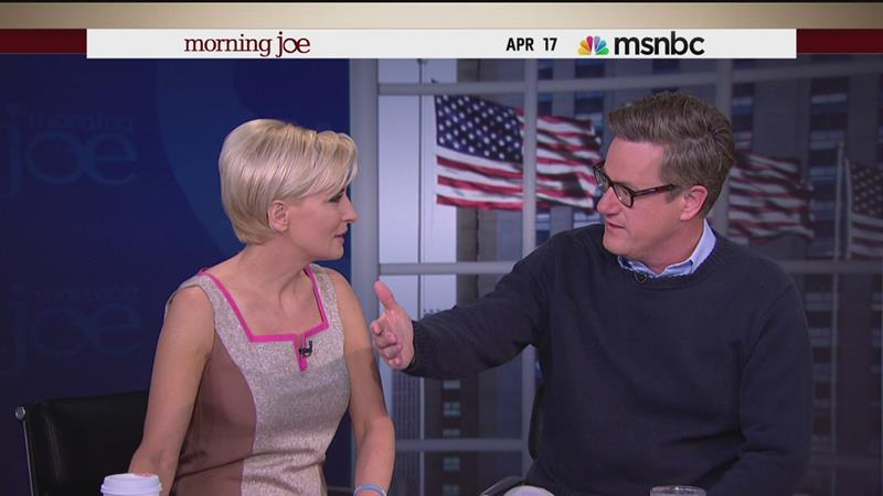 Morning Joe - Joe Scarborough, Mika Brzezinski & Willie ...