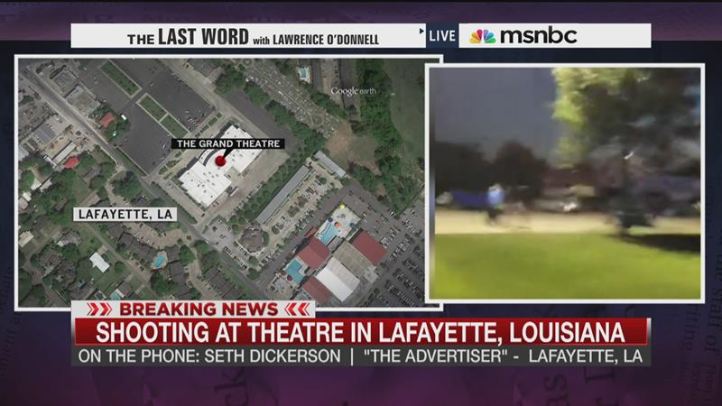 The Last Word with Lawrence O'Donnell Monday-Thursday at 10 PM